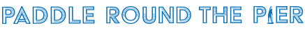 PaddleRoundThePier Logo